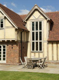 Farmhouse - Border Oak - oak framed houses, oak framed garages and structures.