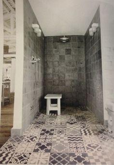 Badkamer (Portugese stijl)