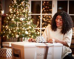 Unwrap something extraordinary this holiday season.