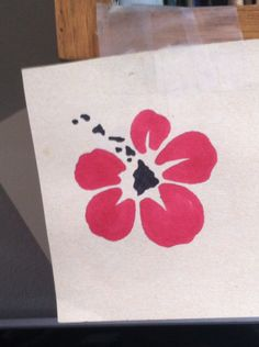 Hibiscus with Hawaiian Islands...my next tattoo.