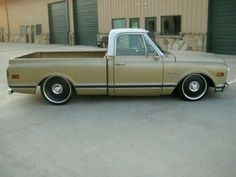 My birth year 1970 Chevrolet C-10