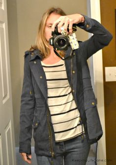Stitch Fix- October 2015 - Keeping Life Sane I really like this jacket. And the navy is nice but I'm hoping it comes in an olive green??