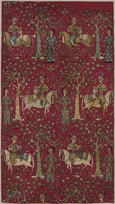 Silk Textiles from Safavid Iran, 1501–1722 | Thematic Essay | Heilbrunn Timeline of Art History | The Metropolitan Museum of Art