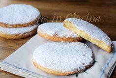 Schowowebretele biscotti alle mandorle francesi Italian Cookies, Italian Desserts, Naan, Burritos, My Favorite Food, Favorite Recipes, Cannoli, Sugar Cookies, Vanilla Cake