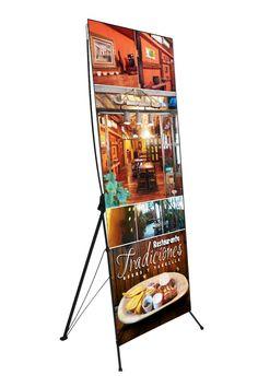 Estructura tipo banner para interiores  Restaurante Tradiciones Honduras. #arte #fotografia #diseño #photoshop #ilustrador