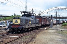 Engins Ferroviaires en France: Ian Leech