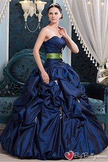 Plus Size Masquerade Ball Gowns - Bigballgowns.com