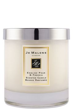 Jo Malone London Jo Malone™ 'English Pear & Freesia' Scented Home Candle available at #Nordstrom