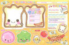 kawaii cut card Kawaii Doodles, Cute Kawaii Drawings, Korean Stationery, Kawaii Stationery, Diy Best Friend Gifts, Cute Envelopes, Pen Pal Letters, Diy And Crafts, Paper Crafts