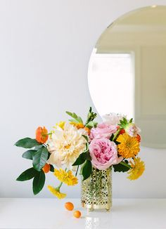 8 beautiful floral arrangements for spring