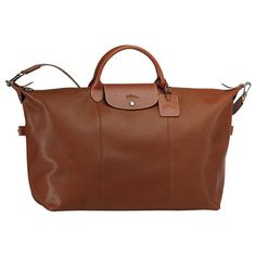 Longchamp makes my favorite carry on luggage