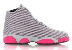 1659576b55507a The Jordan Horizon Brings In Pink Tones For Girls - SneakerNews.com Nike  Heels