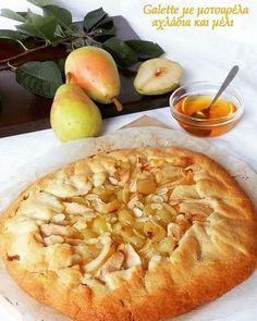 Πάστα φλώρα... η νηστίσιμη νοστιμιά με λίγη ζάχαρη | Tante Kiki Greek Recipes, Apple Pie, Desserts, Instagram, Food, Greece, Tailgate Desserts, Greece Country, Deserts