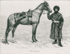 Turkmen Tack
