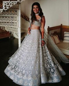 Want to flaunt your traditional looks? Check out these trending but traditional Gota Patti Lehenga Designs for Weddings. Indian Bridal Outfits, Indian Bridal Lehenga, Indian Gowns, Indian Designer Outfits, Indian Attire, Indian Ethnic Wear, Bridal Dresses, Pakistani Dresses, Indian Party Wear