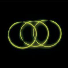 Premium Yellow Glow Necklaces - OrientalTrading.com