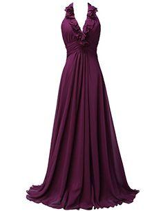 Plus Size Long Banquet Dresses Halter Top Cheap Size 16 CL3435 GRACE KARIN Prom Dresses http://www.amazon.com/dp/B00V4VDMOA/ref=cm_sw_r_pi_dp_dAQKvb1065MXK