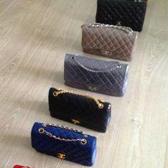 Chanel flaps