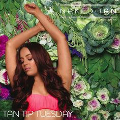TAN TIP TUESDAY!  Never use deodorant before a spray tan - the areas where you apply deodorant will turn green. Eww!  www.nakedtan.com.au