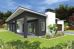 David Reid Homes - Contemporary 9 specifications, house plans & images