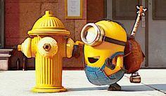 Minions - La película #minions #minionsmovie #banana