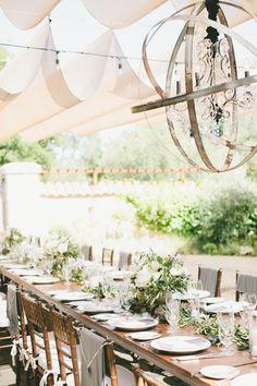 Summer Wedding at Ramekins, Sonoma