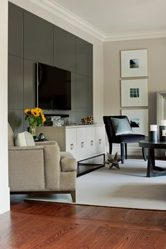 Family Room designed by Elizabeth Metcalfe Interiors & Design Inc. www.emdesign.ca