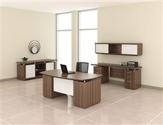 Enhance your office interiors with the Mayline Sterling collection. This line of professional desks Executive Office Furniture, Home Office Furniture, Office Desks, Furniture Deals, Furniture Layout, Furniture Chairs, Sterling Furniture, Furniture Packages, Home Office Design