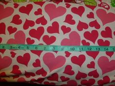 #hearts #love #valentines #cutefabric