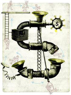 Richard Borge Studio, Illustrations, Google, Illustration, Studios, Illustrators