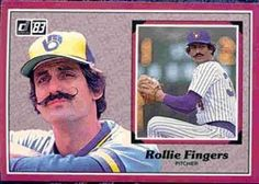 1983 Donruss Action All-Stars #33 Rollie Fingers by Donruss. $0.39. 1983 Donruss Inc. trading card in near mint/mint condition, authenticated by Seller