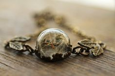 Kay Bells, aka Ruby Robin, searches landscapes high and low to find the raw materials for her whimsical jewelry. She takes her findings—which include flowers, moss, and crystals—and places them in...