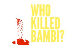 Who Killed Bambi? Online Shop | who killed bambi? Mustard and katsup dispenser