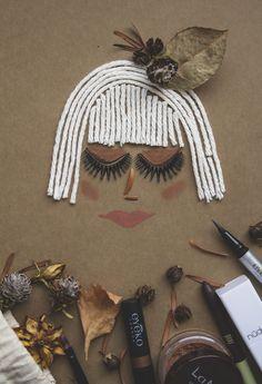 TLV Birdie Portraits - Makeup Fun Project