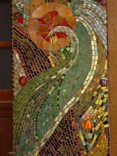 Wall mosaic - detail | Flickr - Photo Sharing! from mosaikstall