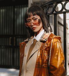 Fashion 2019 New Moda Style - fashion London Photographer, London Fashion, Burberry, Leather Jacket, Street Style, Photography, Instagram, Studded Leather Jacket, Leather Jackets