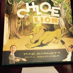 Scranton Page Turner is back for its twice a month appearance.  A children's picture book, a law of attraction book and an adventure today.  Click Chloe and the Lion to enter.