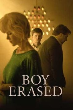 Boy Erased - Jared, the son of a Baptist pastor in a small American town, is outed to his parents at age Jared is faced with an ultimatum: attend a gay conversion therapy program – or be permanently exiled and shunned by his family, friends, and faith. New Movies 2018, New Movies To Watch, All Movies, Movies And Tv Shows, Movie Tv, Movies Free, Joel Edgerton, Hindi Movies, Zootopia 2016