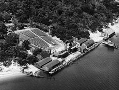 andy griffiths house roanoke island | Fort Raleigh National Historic Site, Manteo, Roanoke Island NC. A ...
