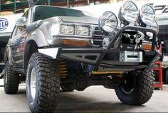 Nice Concept-Viper VPR 80 Series Rally Bull Bar FZJ80 HDJ81 Autana