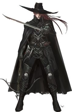 Larsa http://paizo.com/image/content/PathfinderPlayerCompanion/PZO9427-Hunter.jpg
