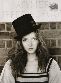 Lily Cole. Lily in wonderland.