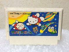 Sanrio Carnival Famicom Japan Nintendo Family Computer