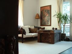 BEFORE and AFTER do-it-yourself interior decoration and renovation
