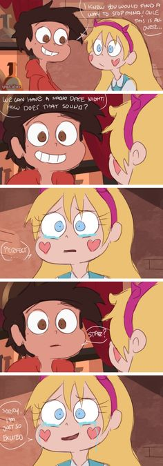 Starco Comic, Ladybug Comics, Star Butterfly, Star Vs The Forces Of Evil, Aang, Force Of Evil, Miraculous Ladybug, Dancing, Public