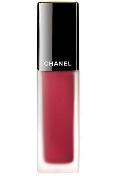 A matte-finish, rosy pink that's not too loud or overtly feminine. Chanel Rouge Allure Ink Matte Liquid Lip Colour in Luxuriant, $37, nordstrom.com