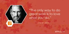#stevejobs #quotes Here's our quote of the day!