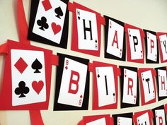 Casino Birthday Party Ideas