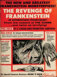 the theme of frankenstein revenge Online study guide for frankenstein (grades 9-1) , themes, contexts and settings revenge.
