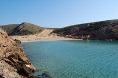 Cala Domestica, Buggerru, Sardegna